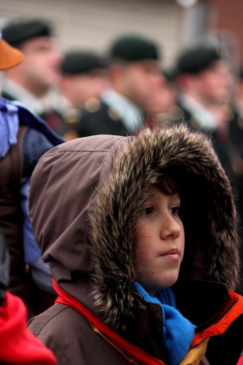 Almonte - Remembrance Day  2011 14