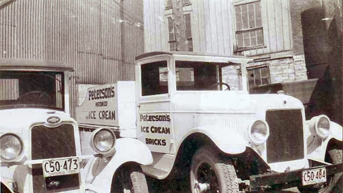 Peterson trucks, Mill Street