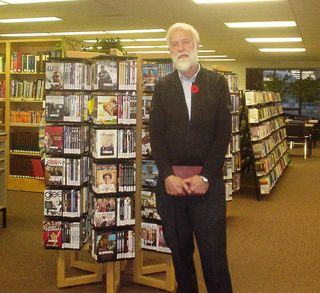 Peter Nelson - Head Librarian Mississippi Mills Library.