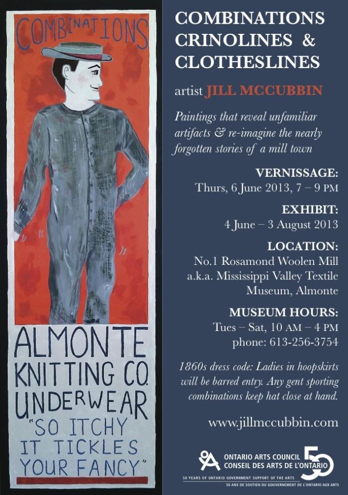 Itchy Combinations - Jill McCubbin