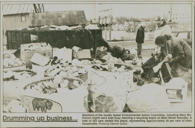 EAC Recycle Depot 1990