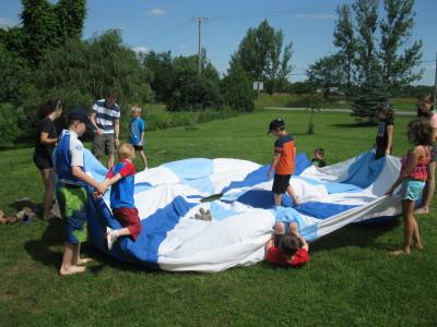 Appleton Museum Summer Adverture camp