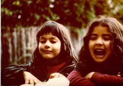 Keri and Nicola