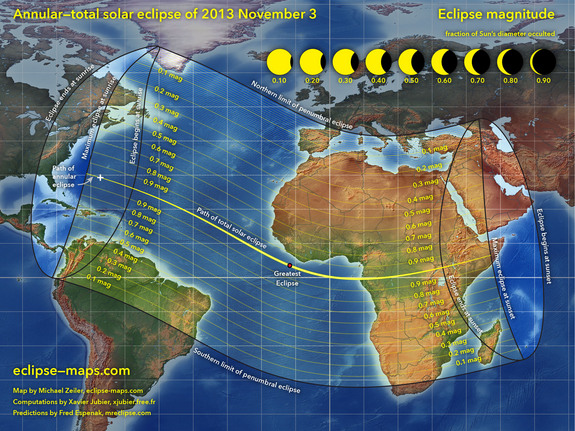 solar-eclipse-november-3-2013-overview-map