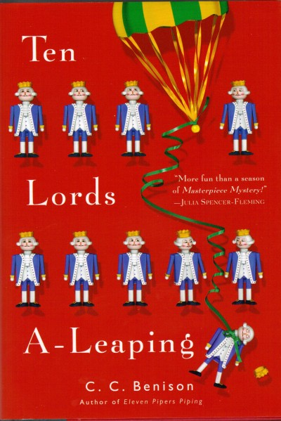 Ten Lords a'Leaping 001
