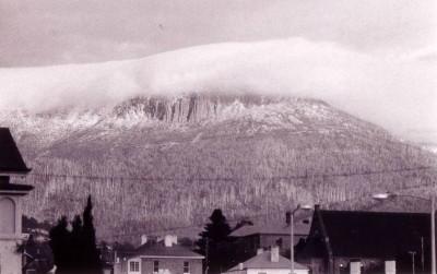 b238 - Mt. Welli9ngton - Tasmania - Australia