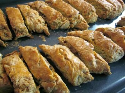 crunchy biscotti