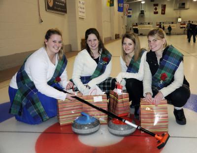 Celtfest curling fundraiser