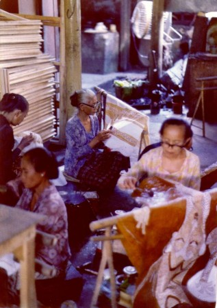 c21 = Indonesia - batik
