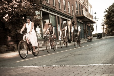 Bicycles for Haiti