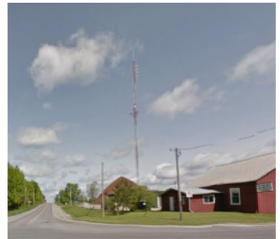 The Union Hall ARES Radio Repeater Site