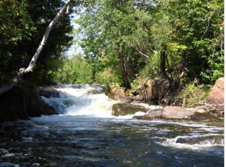 Blakney rapids