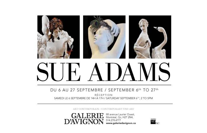 Sue Adams invitation