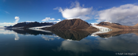 Home from the Arctic - ellesmere_panorama