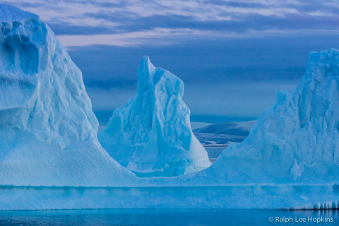 Home from the Arctic triple_iceberg