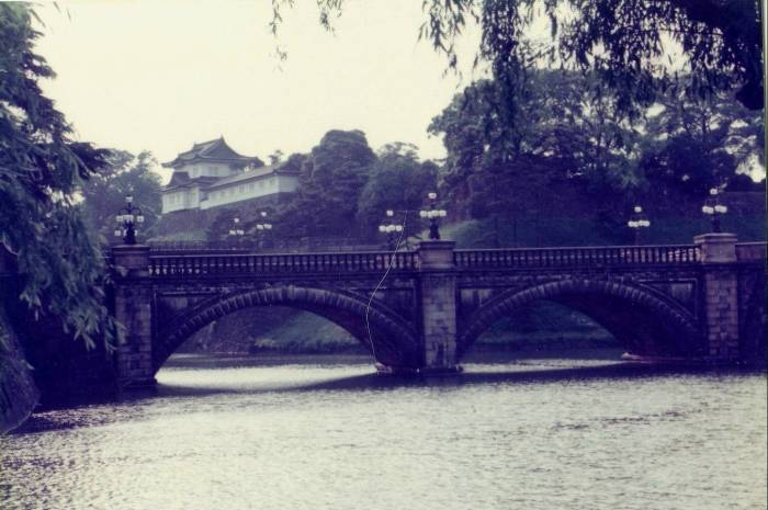 The Imperial Palace in Tokyo is the main residence of the Emperor of Japan. And a very lovely spot it is.