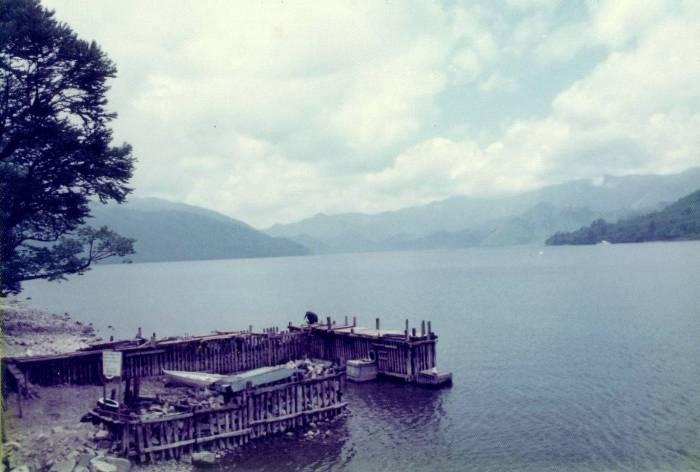 Dock repairs in Hokkaido