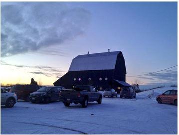 Old Barn near Carleton Place