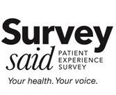 Patient Experience Survey