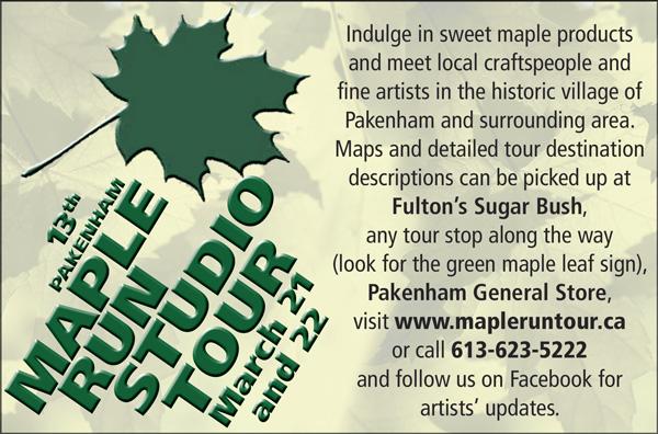 Maple-Run-Studio-Tour