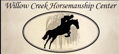 Willowcreek horsemanship Center logo