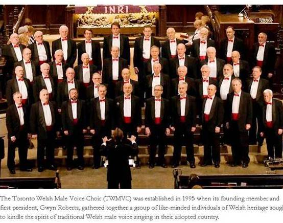 Toronto Welsh Male Voice Choir (2)