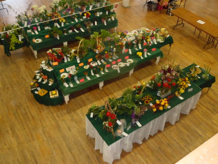 flowers almonte fair 2014