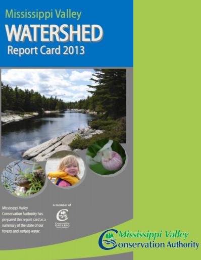 water report card 2013