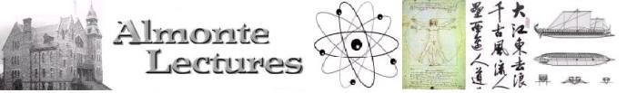 Almonte lecture series logo
