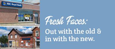 Fresh Faces - RBC