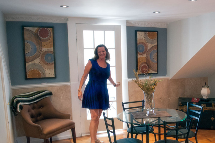 Almonte Suites owner Melanie Cummings