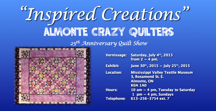 Almonte Crazy Quilters