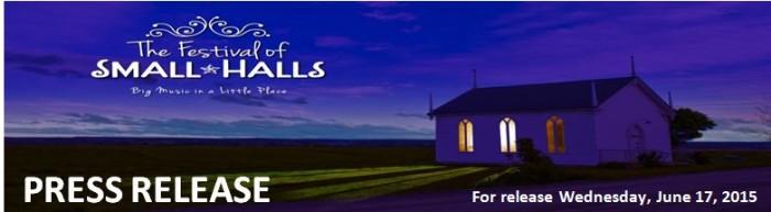 Festival of Small Halls - 2015