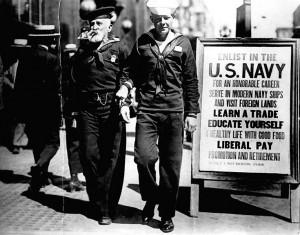 Antique (Navy)