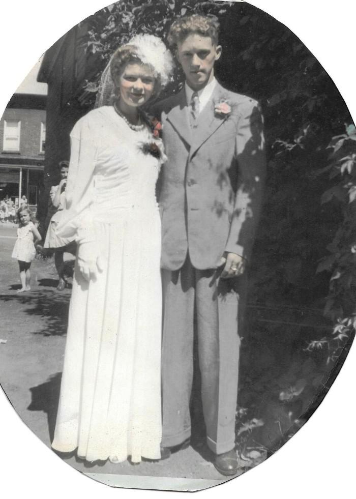 Desi May 1945