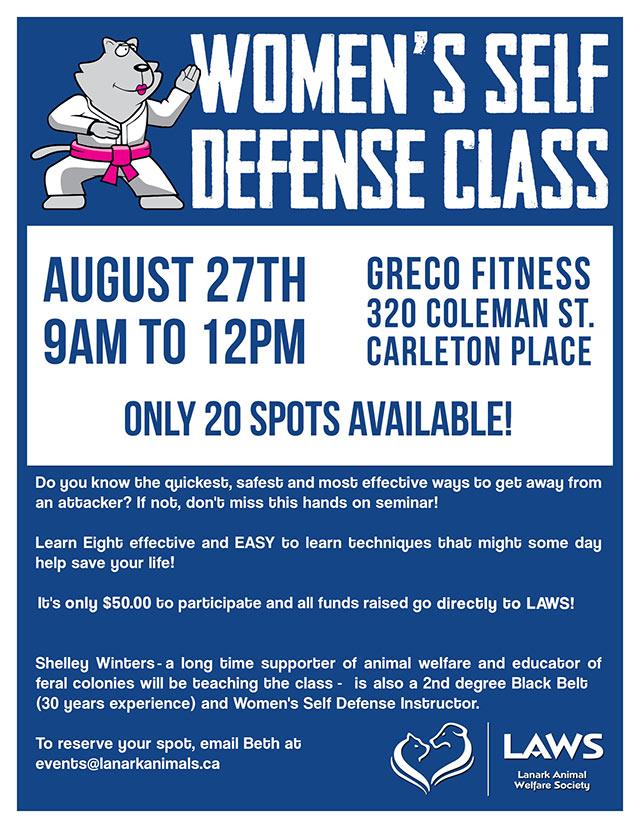 LAWS-Self-Defense-Poster