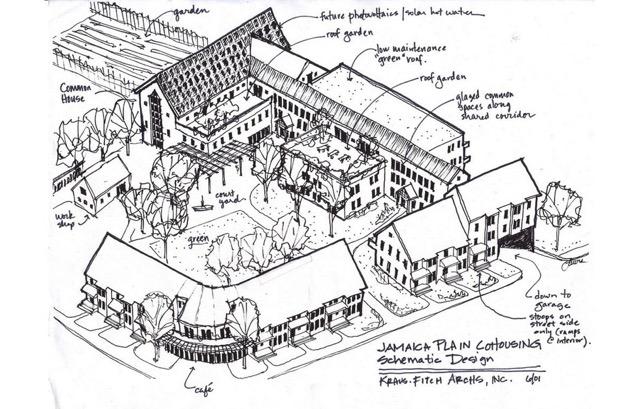 JP cohousing schematic