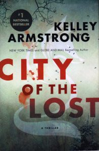 City of the Lost by Kelley Armstrong 001