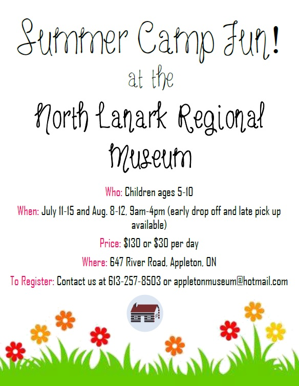 Summer Camp Flyer 2016
