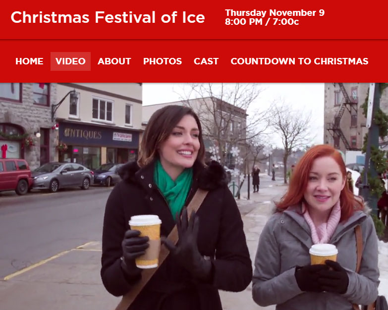 Finding Christmas Cast.Latest Almonte Christmas Movie Is Out The Millstone