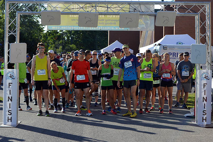 Fifth annual AGH Walk and Run is a record-breaker