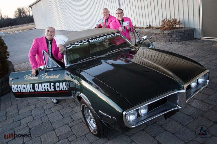 Car or Ca$h' draw for Almonte and CP hospitals, October 5