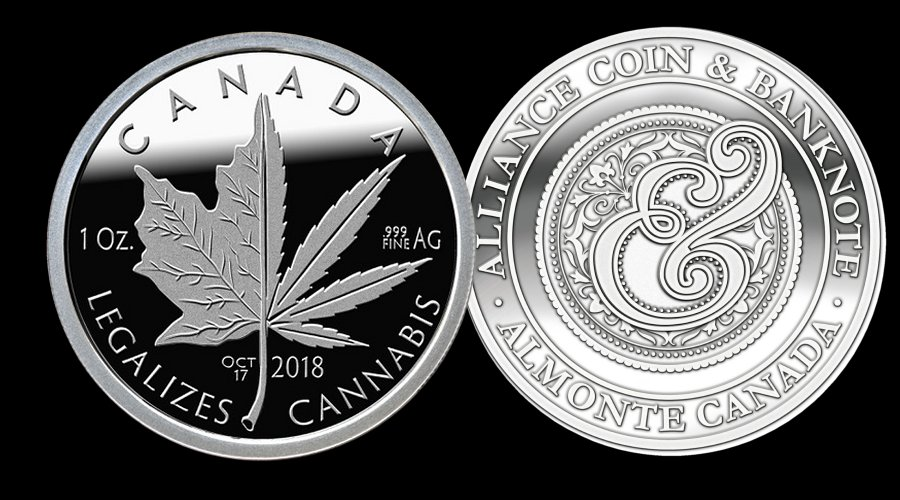 Alliance issues the 'Canabuck' coin | The Millstone