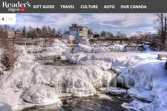 Almonte makes Reader's Digest 'top Christmas destinations' list