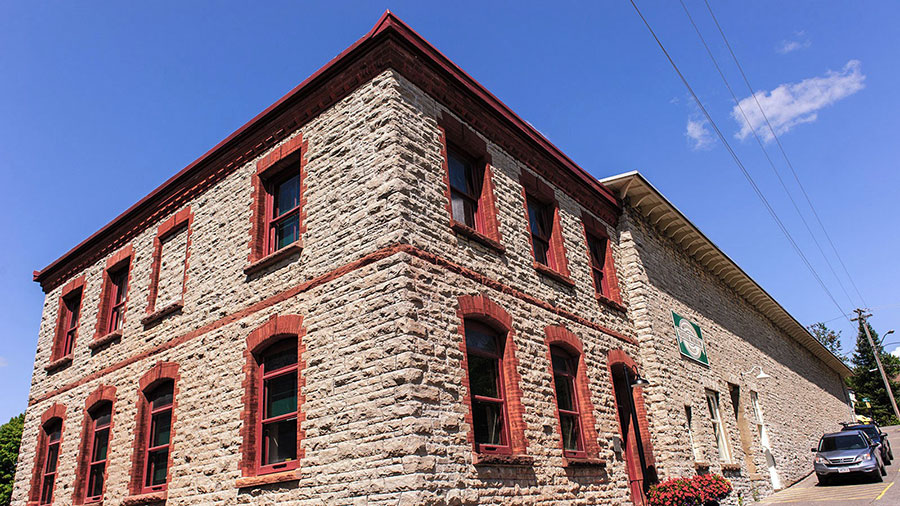 Textile Museum wins major historic places award