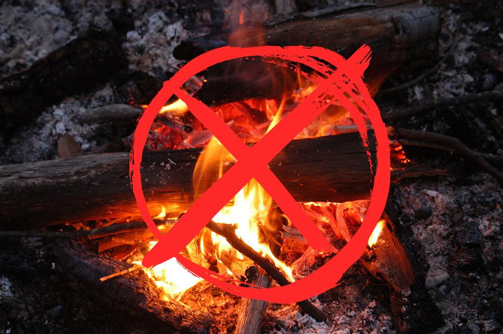 Total burn ban imposed in Mississippi Mills